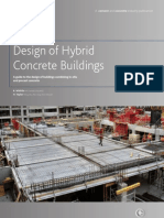 Hybrid Concrete Buildings