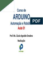 Curso Arduino Aula01