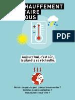 Le réchauffement planétaire pour tous