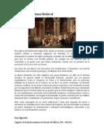 La Filosofía Cristiana Medieval