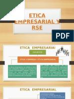 Etica Empresarial y Rse