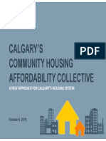 Calgary's 2015 Community Housing Affordability Collective