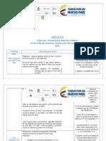 Cronograma Módulo III Agentes Educativos (1)