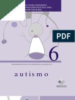 Guía de Apoyo Téc. Pedagógico Autismo