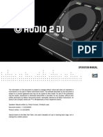 Audio 2 DJ Manual English