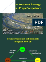 Wastewater Treatment & Energy Production