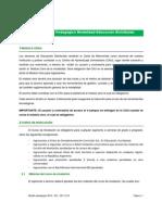 Nuevo Modelo Pedagogico ED20111212