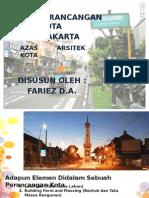 Elemen Perancangan Kota
