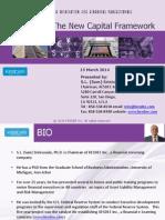 Basel III New Capital requirements