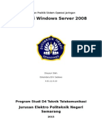 windows server 2008 instalation