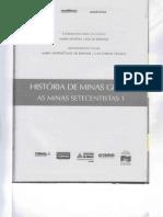 História de Minas Gerais as Minas Setecentistas 1_Parte A