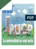 PuntoEdu año 11 número 364 (2015)