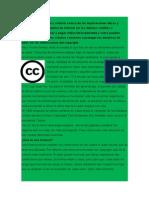 derecho de autor y conclusion
