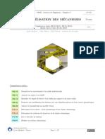 Modelisation Des Mecanismes1