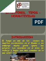 EXTINTORES TIPOS NORMATIVIDAD.PDF