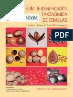 GUÍA DE IDENTIFICACIÓN TAXONÓMICA DE SEMILLAS
