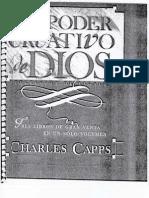 Charles Capps - El Poder Creativo de Dios Reduced