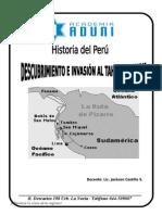 7º Descubrimiento e Invasión Del Peru