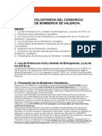 Requisitos voluntarios