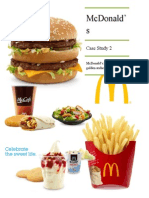 Case 2 McDonald's