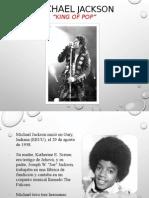 Michael Jackson PRESENTACION
