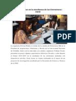 M-experiencias en La Enseñanza de Las Estructuras - FAUD PRAXIS