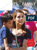 University of Arizona Parents & Family Magazine Fall 2015