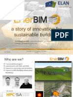 EnerBIM, a story of innovation for sustainable buildings - Philippe Alamy - Success Story