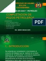 Completacion de Pozos Petroleros Expo