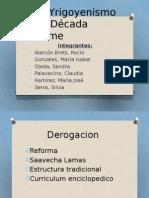 Educacion en La Decada Peronista