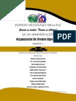 Unidad 2 Planeacion de Eventos Investigacion