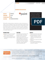 Tripwire Point Case Study