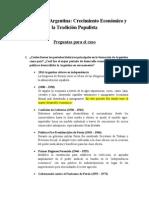 Caso de Argentina - Respuestas