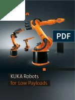KUKA Low Payloads