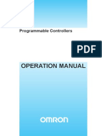 Omron Sysmac Micro Cpm1a Operation Manual En