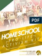 2015 Homeschool Activism Kit