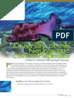 Diversity of the Neurotoxic Conus Peptides