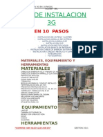 Instalacion 3g Nuevatel (Viva)