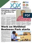 Motibhai Group Newsletter December, 2015