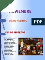 Dia de Muertos Diapositiva 3a