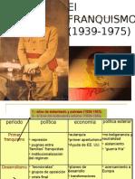 III.-5.-ESPAÑA DE FRANCO A JUAN CARLOS
