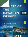 Climate of the Hawaiian Islands