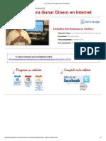 Los 3 Pasos Para Ganar Dinero En Internet.pdf