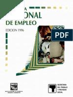 ENE1996 - Informalidad