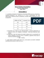 Guía Cinética Enzimática