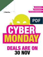 Cyber Monday en El Duende