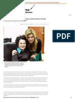 25-11-15 Visita doña Alicia Arellano a su hija, la Gobernadora Claudia Pavlovich en Palacio de Gobierno - El Reportero