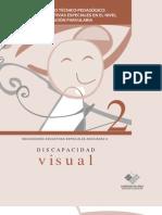 Guía de Apoyo Téc. Pedagógico Discapacidad-Visual