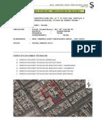 Esp. Tec Senati Tacna - Ampliacion de Aulas 02