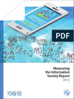 Measuring the Information Society Report 2015